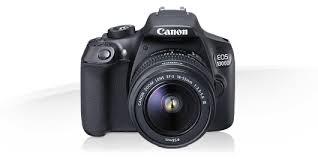 cámara fotográfica Canon 1300D