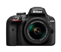 cámara fotográfica nikon d3400