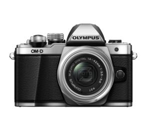 cámara fotográfica olympus OMD10