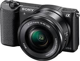 cámara fotográfica sony a5100