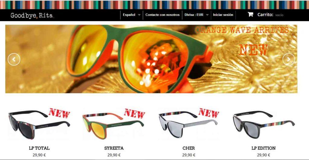 Las gafas de Good bye tienen lentes de calidad 305b84eb982c